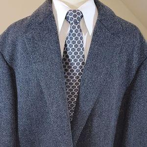 Alfani Wool Full Length Men's Dress Coat